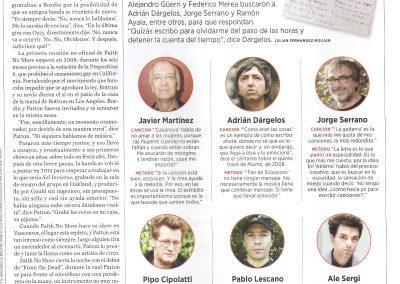Letristas – Rolling Stone